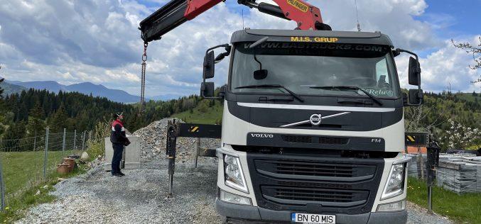 Constructorul MIS GRUP pune umărul la proiectul Via Transilvanica