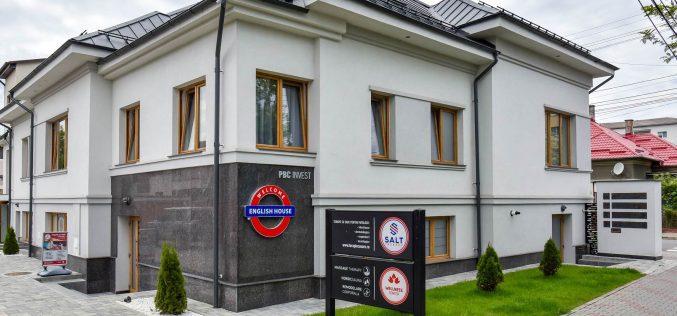 ENGLISH HOUSE, motivul pentru care poți uita de Salina Praid