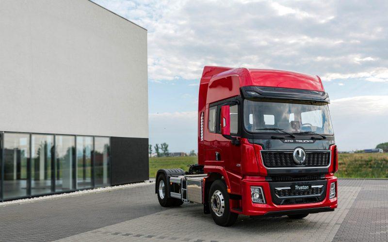 După doi ani în piață, camionul românesc TRUSTON beneficiază de un prim facelift