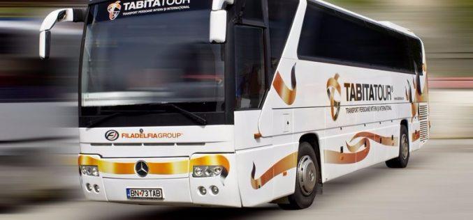 Cât a costat pandemia pentru transportatorul bistrițean TABITA Tour?