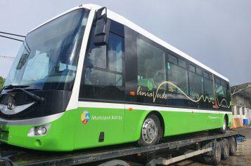 O firmă din Zalău cu zero experiență se adapă cu 2 lucrări la Primăria Bistrița, legate de Linia Verde