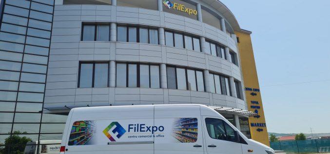 Bistrițenii, așteptați la deschiderea FILEXPO, cel mai nou centru comercial din oraș, joi, ora 11.00