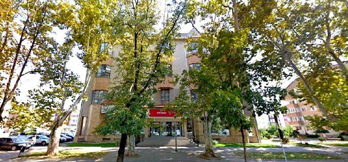 TELEKOM pornește vânzarea sediului mare de lângă BIG de la 350.000 euro