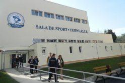 TOMOROGA Construct reabilitează sala de sport a unui prestigios liceu din Cluj